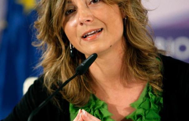 Aído afirma que España ha incorporado el aumento de empleo femenino a la estrategia de la UE