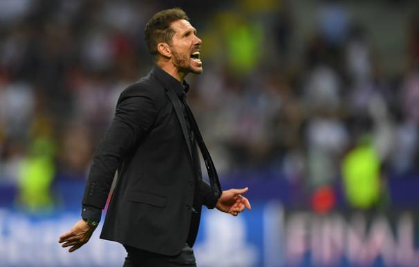 """Simeone siembra dudas sobres su futuro: """"Es momento de pensar"""""""