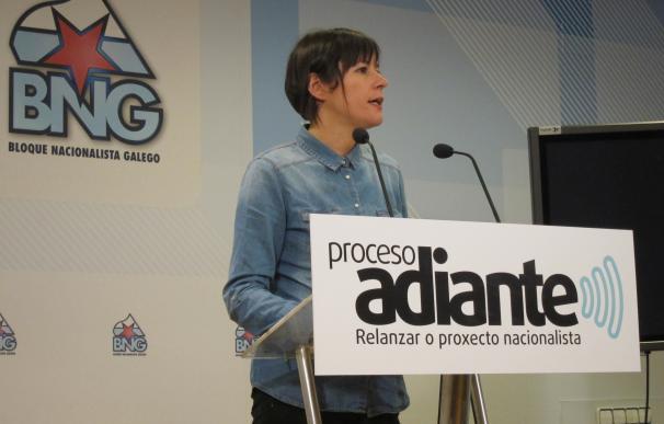"""El BNG se entenderá con las fuerzas que defiendan los intereses de Galicia """"antes"""" que los de sus direcciones en Madrid"""