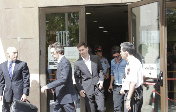 El juicio contra Messi y su padre por presunto fraude a Hacienda empezará este martes