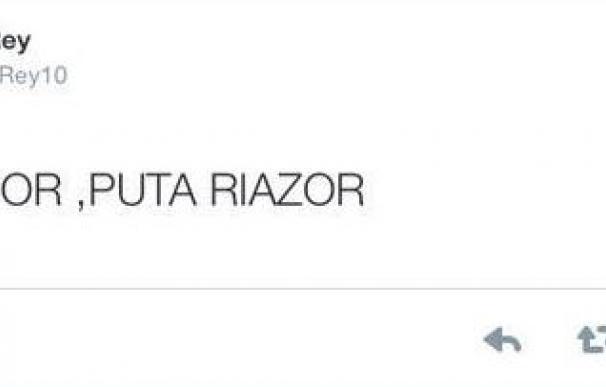 El Deportivo ya desestimó el fichaje de Julio Rey por tuits en contra del club.