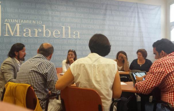 La Mesa de Intermediación Hipotecaria busca soluciones a los marbellíes afectados por los desahucios