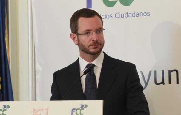 """Maroto cree hoy """"se pondrá de manifiesto la mentira"""" de Sánchez con la entrada de PSE en el Gobierno de Vitoria"""