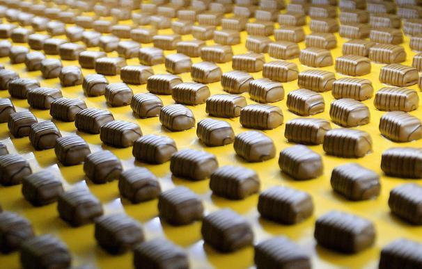Así se hace el delicioso chocolate belga y sus huevos de Pascua