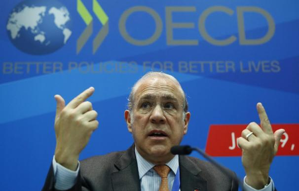 El secretario general de la Organización para la Cooperación y el Desarrollo Económico (OCDE), Ángel Gurría, uno de los que está defendiendo nuevas normas internacionales para mejorar la tributación de las multinacionales.