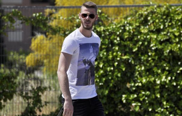 De Gea sigue firme en su deseo de jugar en el Real Madrid