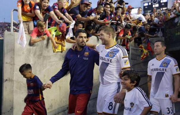 Un Barcelona de récord en la gira americana