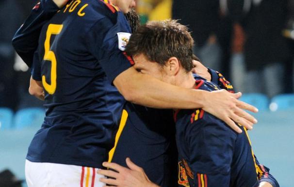 La selección española vuelve al estrellato de las portadas