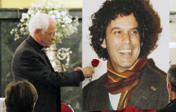 El sentido homenaje a Pedro Zerolo en la Iglesia de San Antón