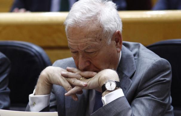 """Margallo: """"Solo podemos acoger a los inmigrantes a los que podamos dar una vida digna"""""""