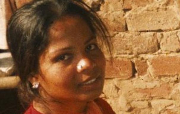 Pakistán confirma la pena de muerte para la cristiana Asia Bibi