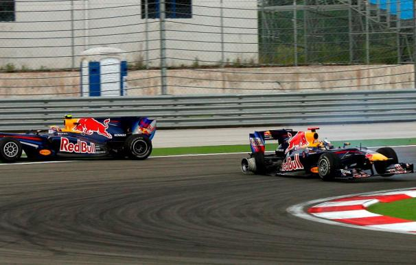 Doblete de McLaren, con victoria de Hamilton por delante de Button y Webber