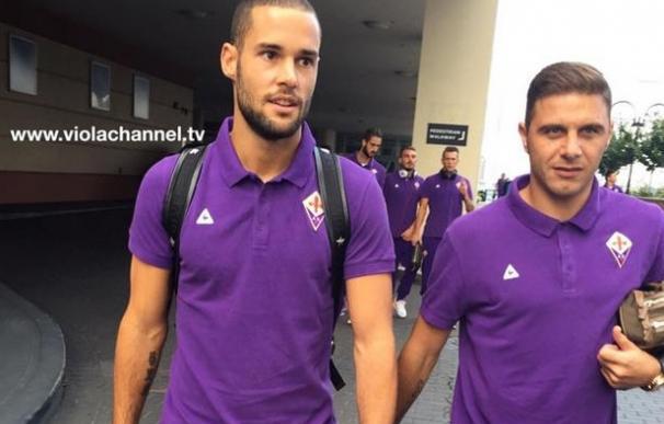 Mario Suárez ya es de la Fiorentina
