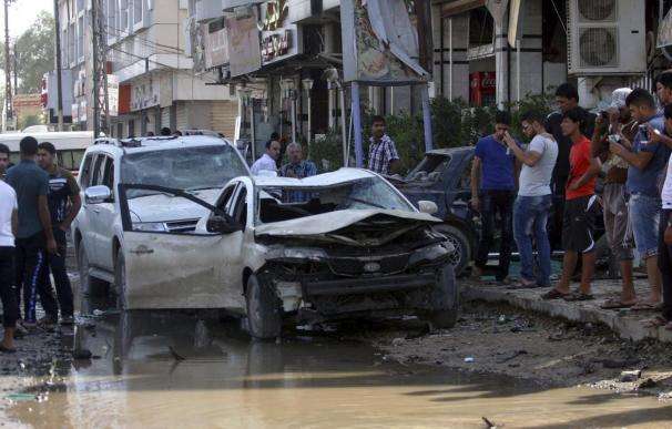 Al menos 8 muertos y 40 heridos por varias explosiones en Bagdad