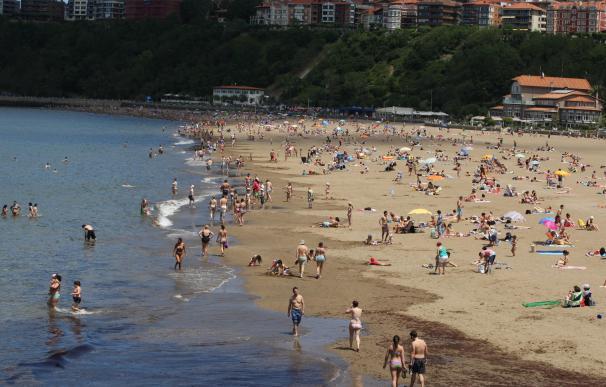 El PP pide instalar taquillas de seguridad en las playas de Getxo (Bizkaia)