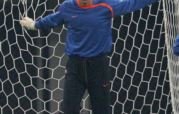 El portero holandés Velthuizen ficha por cuatro temporadas