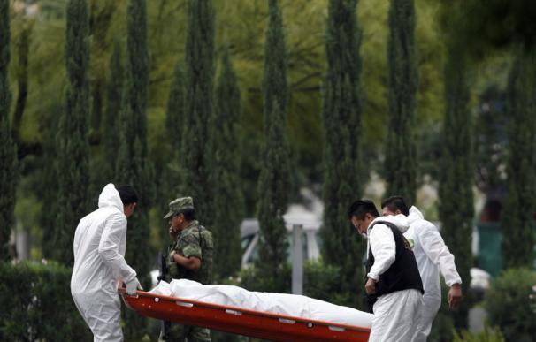 Unas 22.000 personas han muerto por el narcotráfico en México