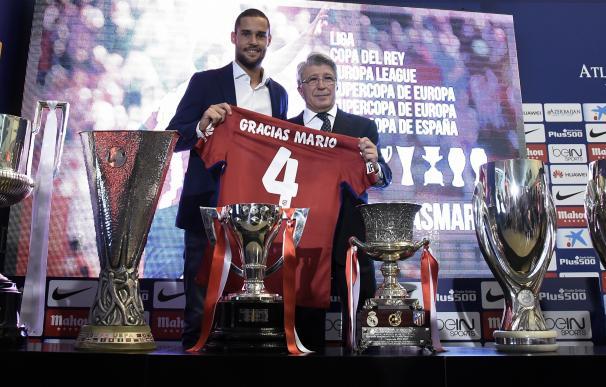 """Mario Suárez: """"Volver a la selección es uno de mis objetivos"""""""