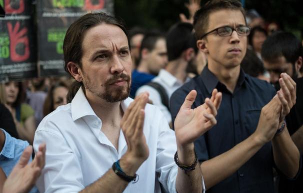 Pablo Iglesias celebra que el resultado del referéndum refuerza la posición del Gobierno griego