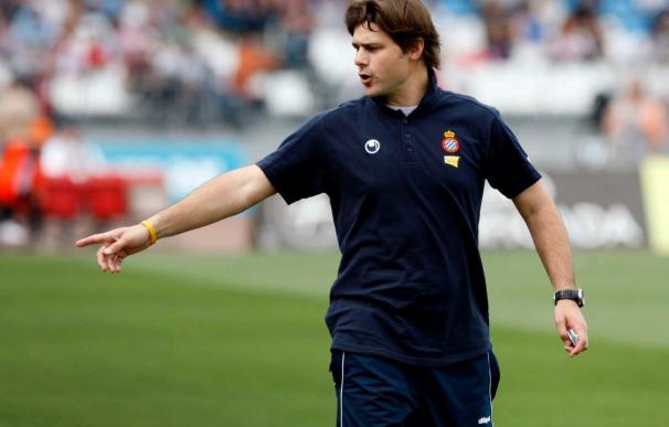 """El entrenador del Espanyol dice que su """"mayor incentivo es ganar los tres puntos"""""""