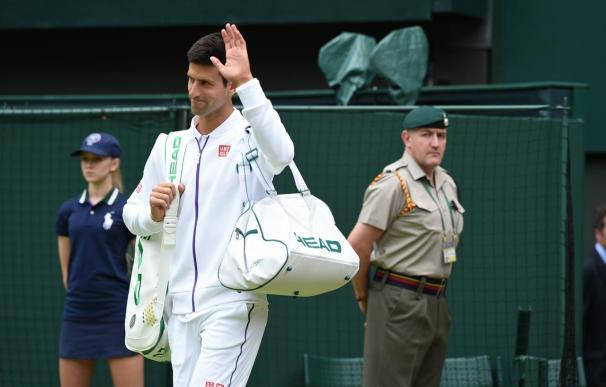 Djokovic se clasifica para la final de Wimbledon