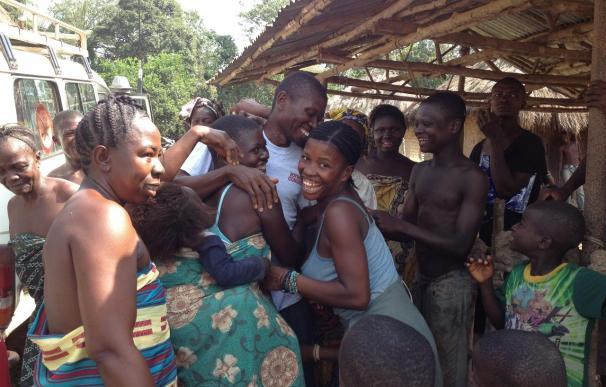 Una 'app' para 'smartphones' dará voz a los supervivientes del ébola en África Occidental