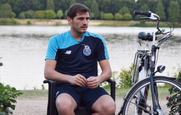"""Iker Casillas: """"Quería salir de España"""""""