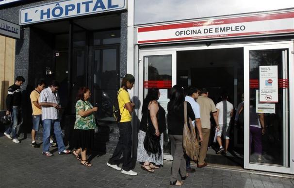 El número de beneficiarios de la cobertura por desempleo era de 2.957.378 en diciembre de 2012.
