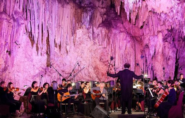 La Cueva de Nerja consagra su festival al incorporarse a la asociación FestClásica