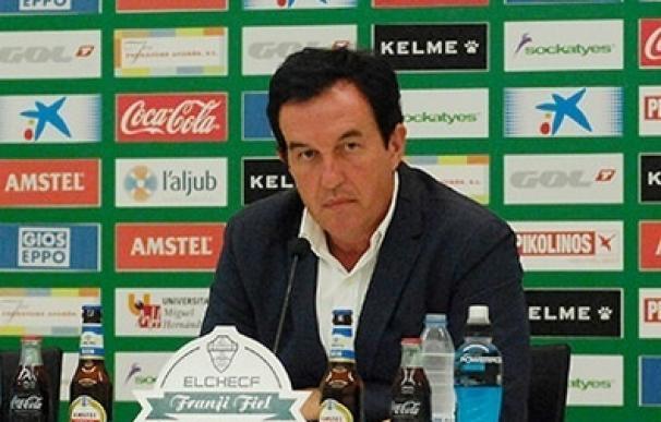 Juan Anguix dimite como presidente del Elche