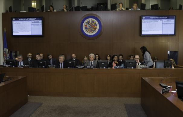 """La MUD celebra el apoyo internacional al informe de la OEA pese a la """"diplomacia camorrera"""" de Venezuela"""