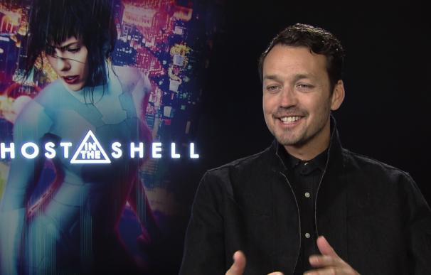 """Rupert Sanders dirige Ghost in the Shell: """"Espero que la filosofía de la película acompañe a la gente después de verla"""""""