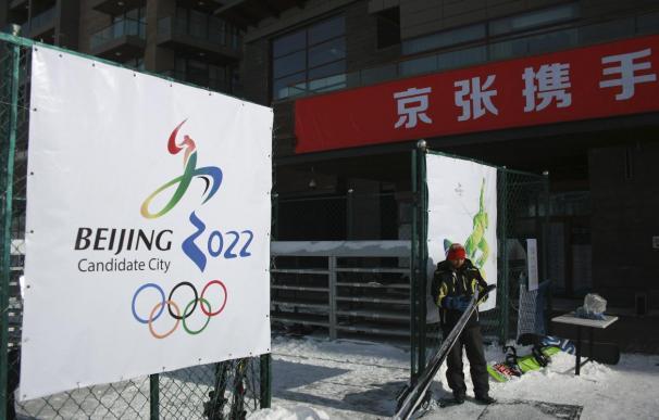 El sueño olímpico chino se vuelve invernal siete años después de Pekín 2008
