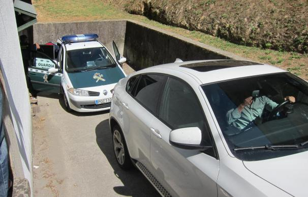 Prisión provisional y sin fianza para el acusado del doble crimen de Arbo (Pontevedra)