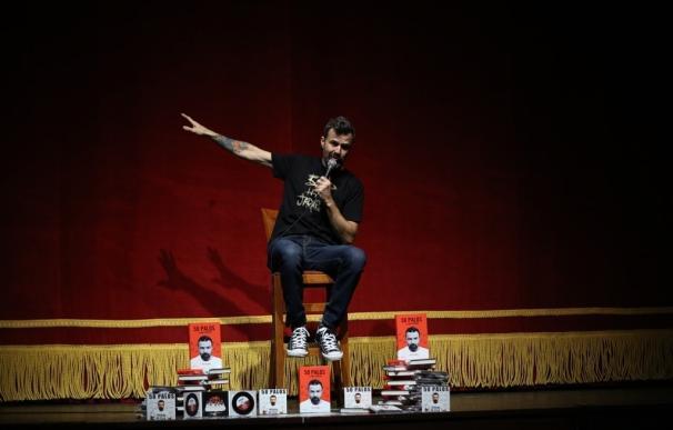 """Pau Donés presenta '50 Palos': """"No tengo intención de perdurar, solamente quiero que queden las canciones"""""""