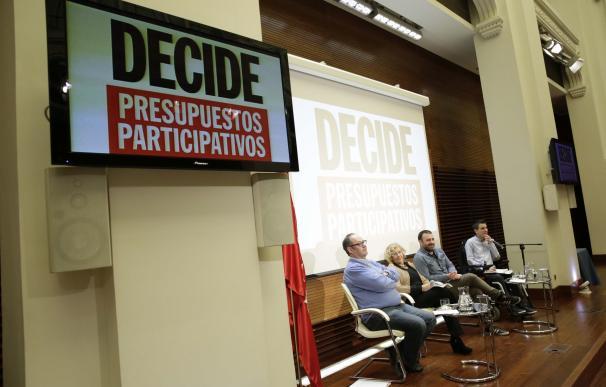 Hoy concluye la fase de apoyo a las propuestas presentadas a los presupuestos participativos de 2018 de Madrid
