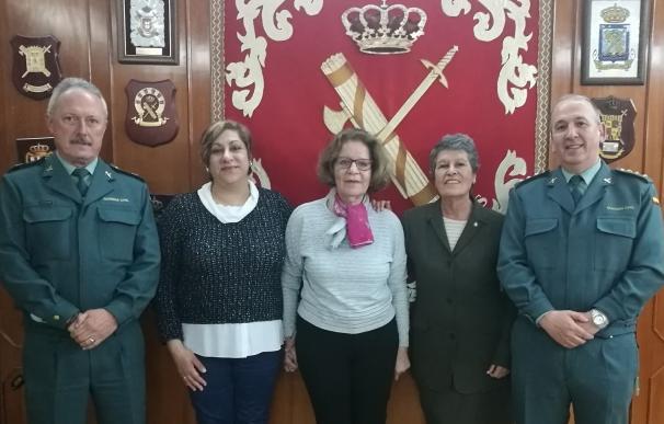 La Guardia Civil prepara un homenaje a sus antiguas matronas que prestaron servicio en el Campo de Gibraltar