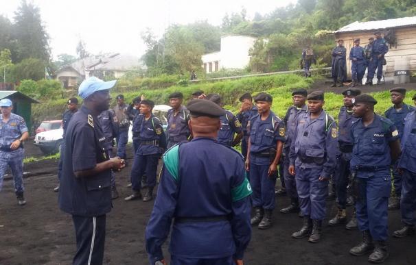 Decapitados 40 policías en un ataque de una milicia en la República del Congo