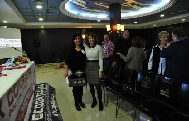María Pilar Buj, nueva secretaria de CC.OO. en Teruel