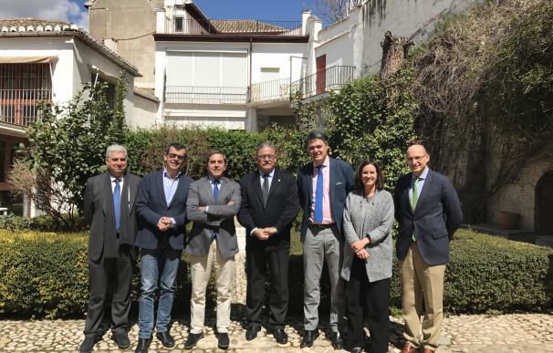 PP pide que las nuevas secciones de lo Penal para el TSJA tengan sede en Granada y un nuevo juzgado mercantil