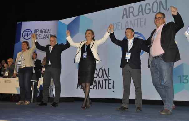 """Rudi (PP) afirma que quien promete una """"imposible"""" sociedad subsidiada """"está engañando a los aragoneses"""""""