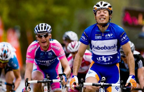 Freire repite victoria y Pardilla sigue de líder tras la tercera etapa