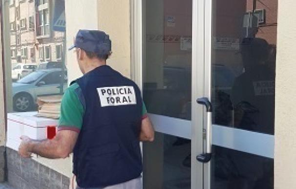 La Policía Foral detiene en Burlada a una pareja por inducir a una menor a ejercer la prostitución