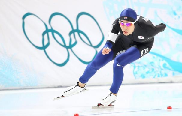 El surcoreano Lee Seung-Hoon, oro en 10.000 metros; Kramer descalificado