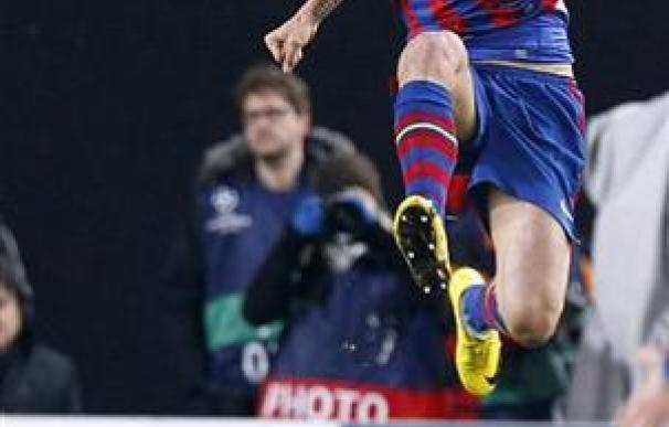 Ibrahimovic le da al Barça un empate 1-1 ante el Stuttgart