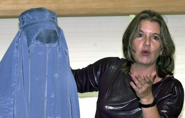La periodista Mónica Bernabé, galardonada con Premio Julio Anguita Parrado