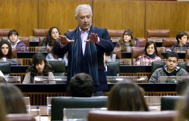 """Arenas advierte a Chaves de que """"nadie"""" le callará sobre los """"abusos"""" en la Junta"""