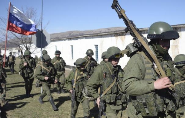 Un soldado ruso de 19 años podría haber perdido la vida en un mal uso de armas