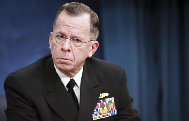 Un ataque a las instalaciones nucleares no detendrá el programa iraní, dice Mullen