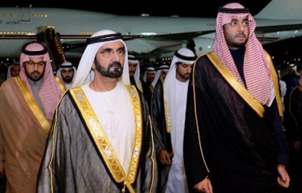 El príncipe saudí Majed Abdulaziz Al Saud